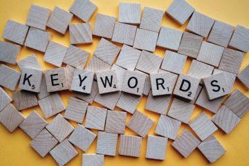 analyse des mots clés